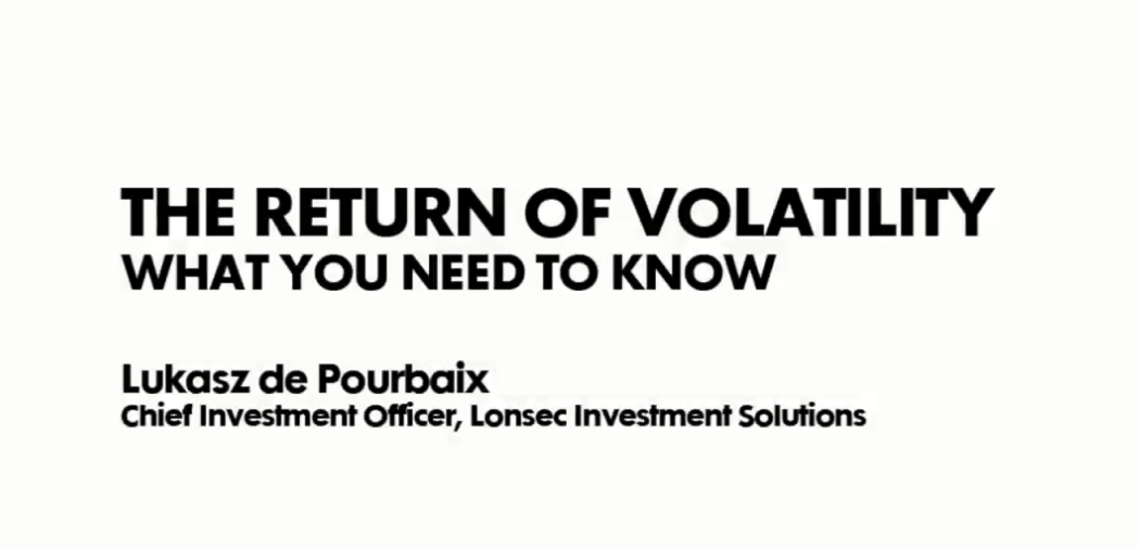 Return of Volatility